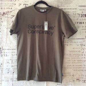 WESC Superlative Conspiracy T-Shirt